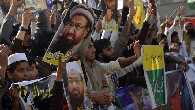 Pakistan bans Hafiz Saeed-led Jamat-ud-Dawa and its charity wing Falah-e-Insaniat
