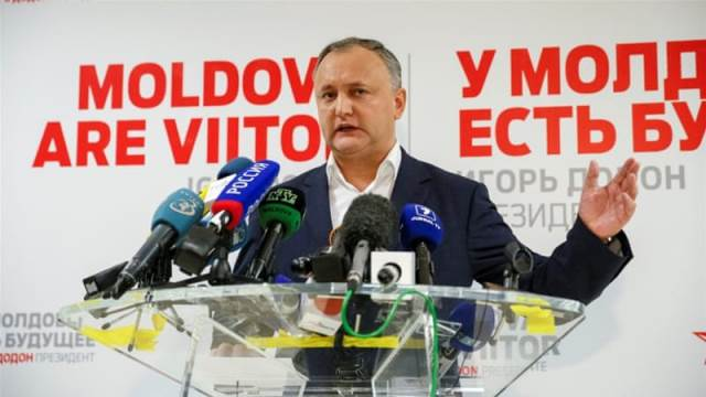 Moldova vote produces hung parliament