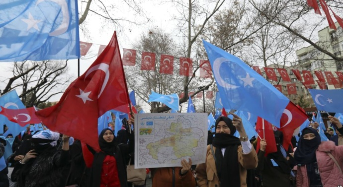 Turkish-Chinese Tensions Escalate Over Uighurs