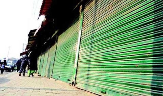 Kashmir: Trade bodies call two-day shutdown in downtown Srinagar against NIA summon to Mirwaiz