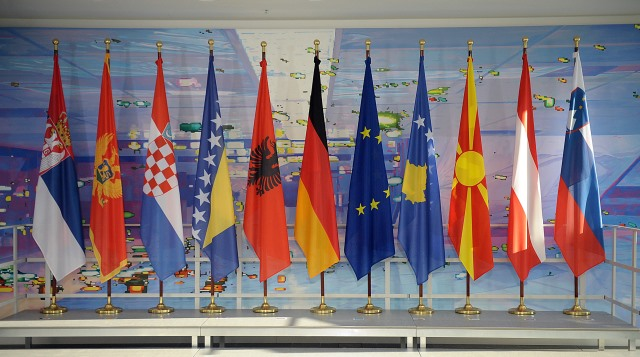 EU ministers & aspiring Balkan states discuss enlargement process