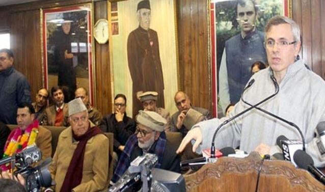 Will strive to bring back 'President', 'PM' post in JK: Omar; Modi condemns remark