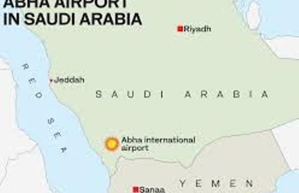 Eight people wounded in attack on Saudi Arabia's Abha airport: Al-Arabiya TV