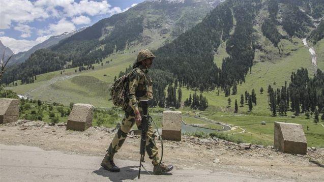 Highway regulation for Hindu pilgrimage angers Kashmir residents