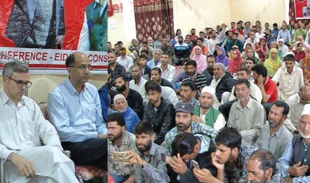 Kashmir: GoI must wait for SC's final verdict on Articles 35-A, 370 says Omar Abdullah