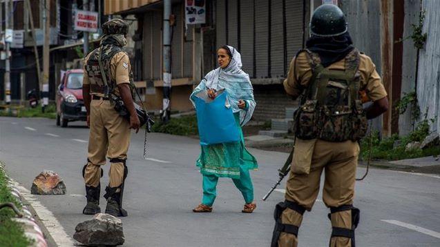 Two killed in first Kashmir gun battle since lockdown began