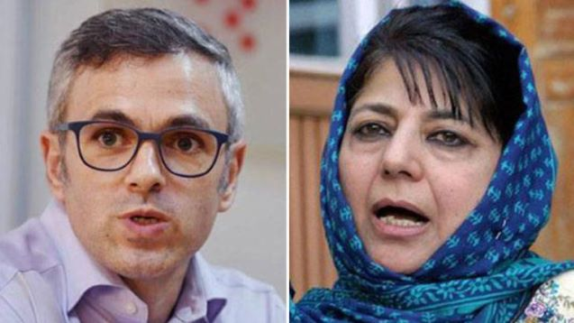 Kashmir: Omar, Mehbooba, Lone placed under house arrest