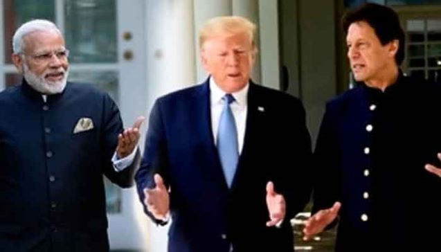 Trump stresses need to reduce Pak-India 'tensions' in Modi phone call: White House