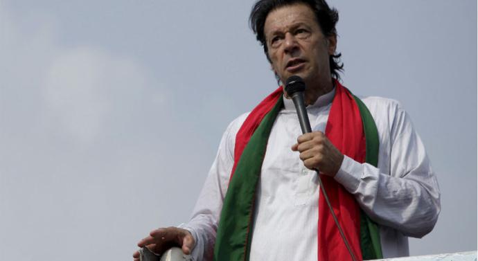 Imran Khan: India's Kashmir move 'pushing people into extremism'
