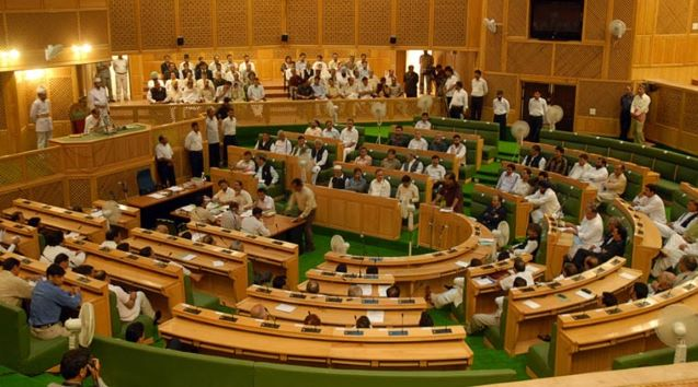 Bifurcation Of J&K Into UTs: Legislative Council Becomes History