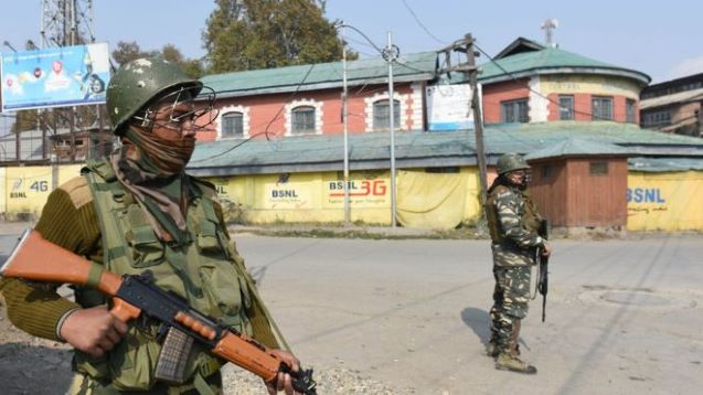 Jammu and Kashmir: India formally divides flashpoint state