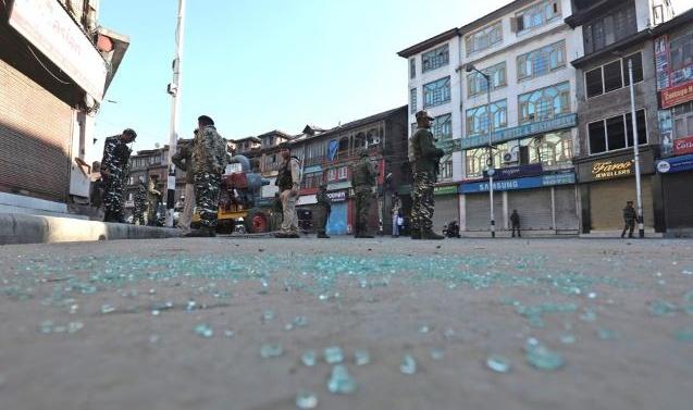 8 injured in grenade attack in Jammu and Kashmir's Srinagar