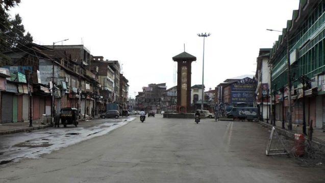US Lawmakers Seek Access Of Foreign Journalists, Congressmen To Kashmir