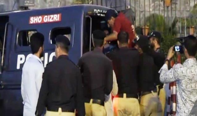 Pakistan: 47 govt college professors detained in Karachi; 'Red Zone' suffers massive traffic jam