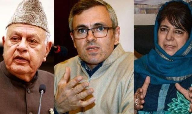Kashmir: No Decision On Release Of Farooq, Omar, Mehbooba; claim BJP