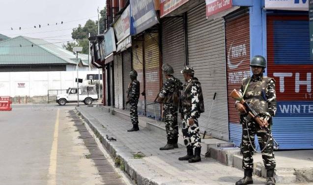Japan Hopes For Peaceful Resolution Of Kashmir