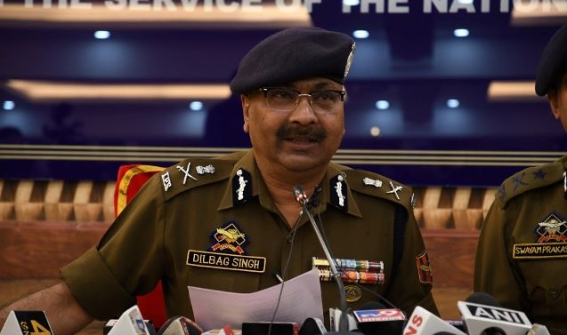Intensify Anti-Militancy Operations: Kashmir's DGP To Officers