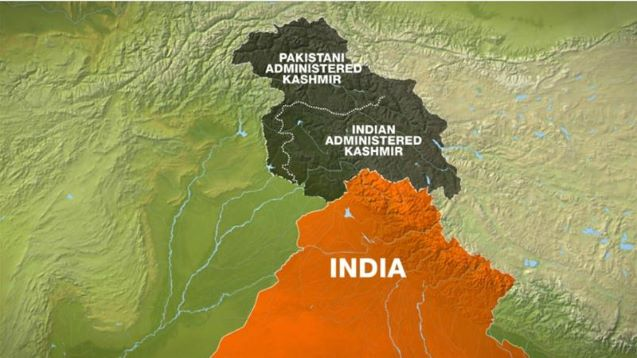 Deadly gunfight between police and rebels in Kashmir