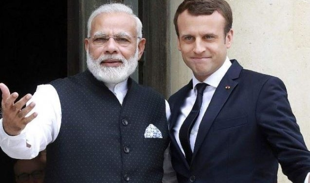 Kashmir Figured During Talks Between Modi And Macron: French Govt