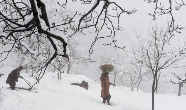New spell of rain, snowfall to hit Balochistan, G-B, AJK