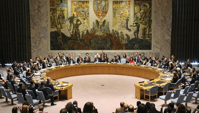 UNSC discusses human rights situation in occupied Kashmir