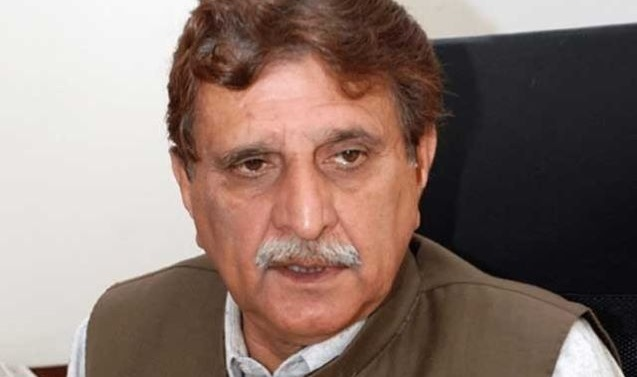 AJK PM warns Islamabad against accepting US mediation offer on Kashmir