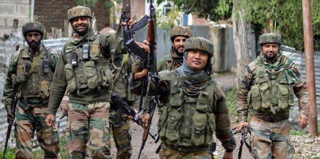Kashmir: 4 Militants Killed In Anantnag Gunfight