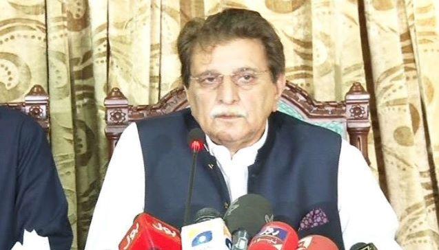 Coronavirus: Three-week lockdown imposed in Azad Kashmir
