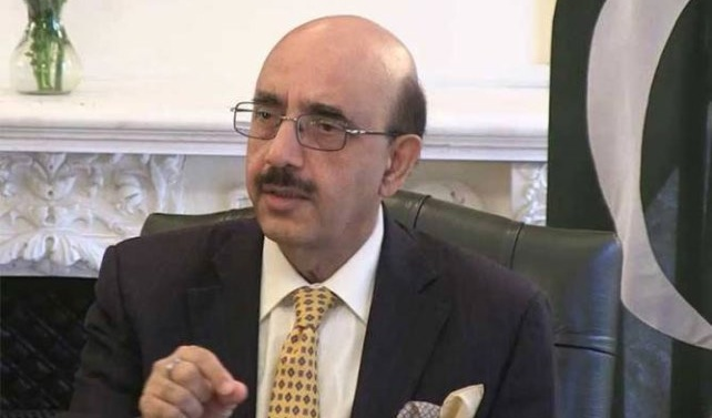 AJK president urges Modi to release Kashmiri prisoners amid COVID-19 outbreak