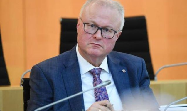 German minister commits suicide after 'coronavirus crisis worries'