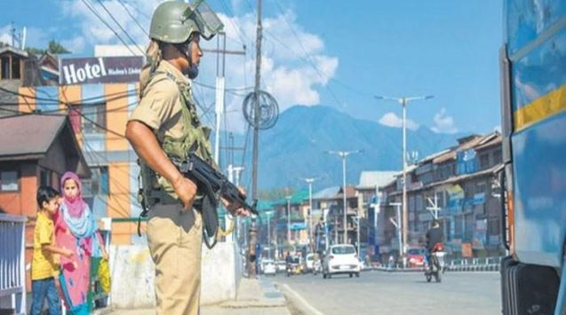 Reporters without borders says its virtually impossible to report from occupied Kashmir