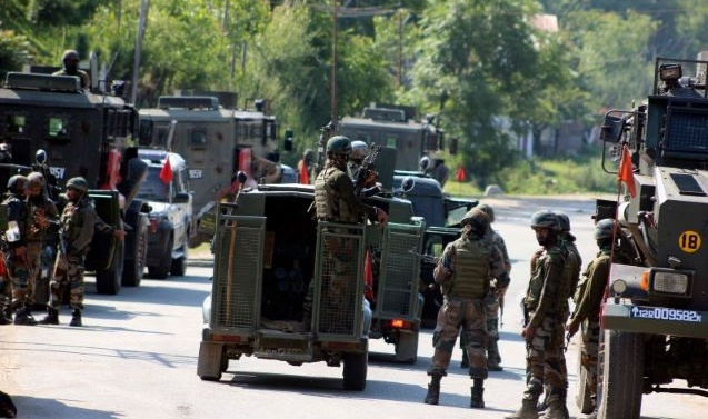 Three militants killed, as many security personnel wounded in gunfight: Police