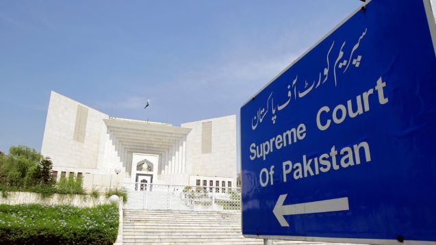 Kashmir: PTI govt approaches SC to form caretaker set-up in G-B