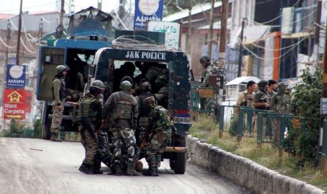 Kashmir: Three CRPF personnel killed in militant attack in Kupwara