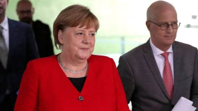 EU should 'reflect' on possible US withdrawal from 'role of World Leader': Angela Merkel