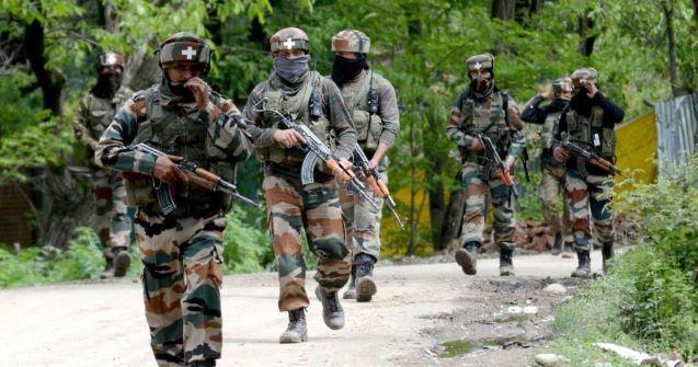 Kashmir: Gunfight Underway in Pulwama