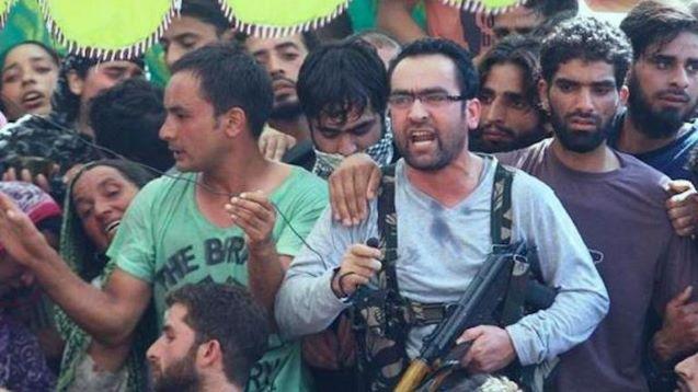 Hizb Commander Riyaz Naikoo Killed in Pulwama Encounter