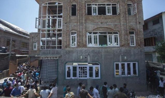 3 Militants Killed In Srinagar Encounter: Police