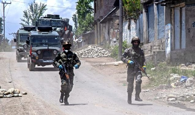 Kashmir: 3 Militants Killed In Ongoing Shopian Gunfight; claims Police
