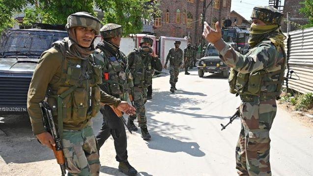 Six-year-old boy among five killed in Kashmir