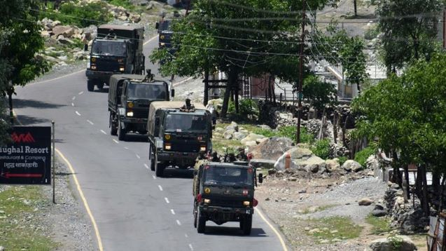 China lays claim to Galwan Valley, blames India for border clash