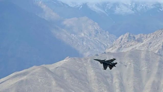 Indian Air Force geared up for combat role in China border area