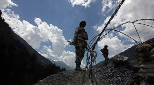 Kashmir: 'Existing tensions surfacing in new China-India row'
