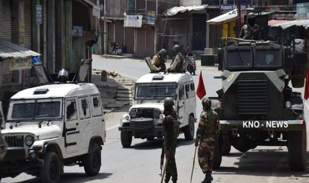 Kashmir: Three militants killed in Shopian encounter, operation on