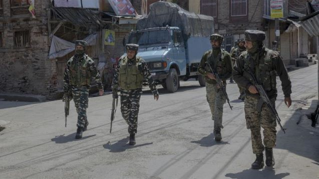 Kashmir: 2 Militants Killed In Sopore Encounter: Police