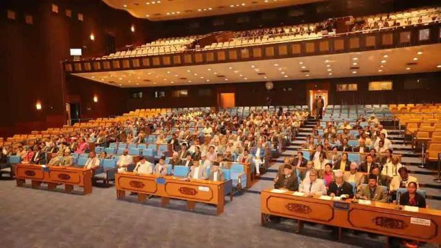Nepal parliament clears new map, shuts possibility of talks on boundary row