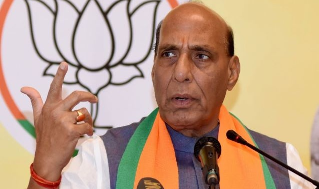'Fate of J&K will change': In Rajnath Singh's address, a hint on PoK