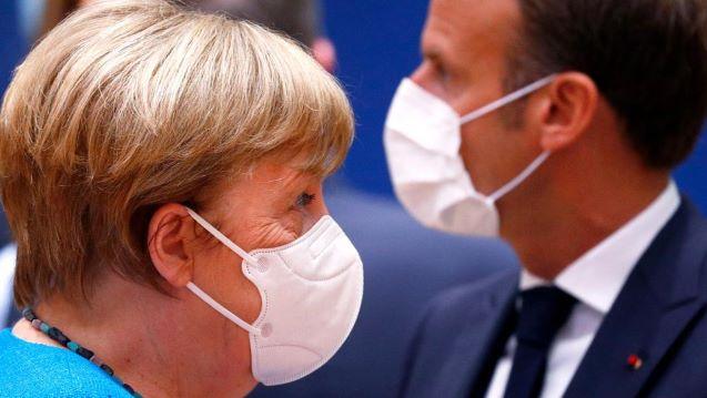 EU summit: 'Diametrically opposed positions' on coronavirus rescue package
