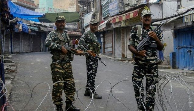 Forces Don't Need NoC for Land Acquisition in J&K Now