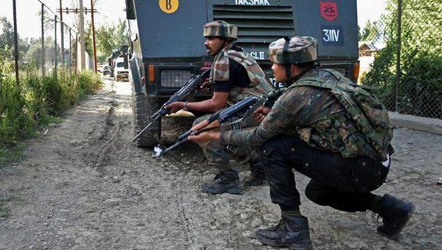 Kashmir: Encounter Breaks Out In North Kashmir's Sopore